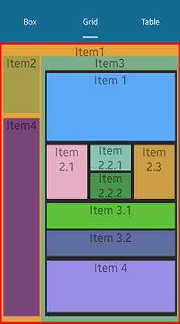 creating ui screen layouts