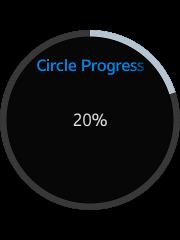 Creating Circle-shaped Progress Bars