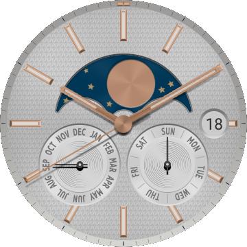Classic Watch screen