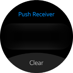 Push Receiver Main