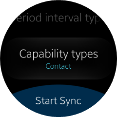 Data Change Sync