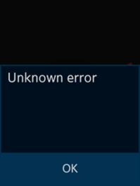 Metal Detector error