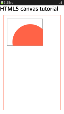 Transform shapes (in mobile applications only)
