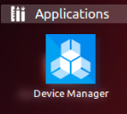 Device Manager in Ubuntu