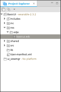 Select EDC