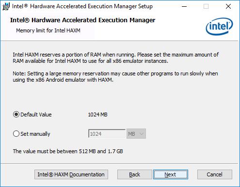 Adjust RAM