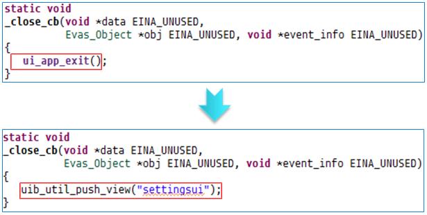 Modifing close_cb function