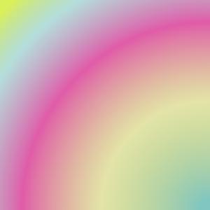 Radial gradient visual