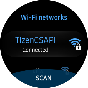 Connect Wi-fi Network