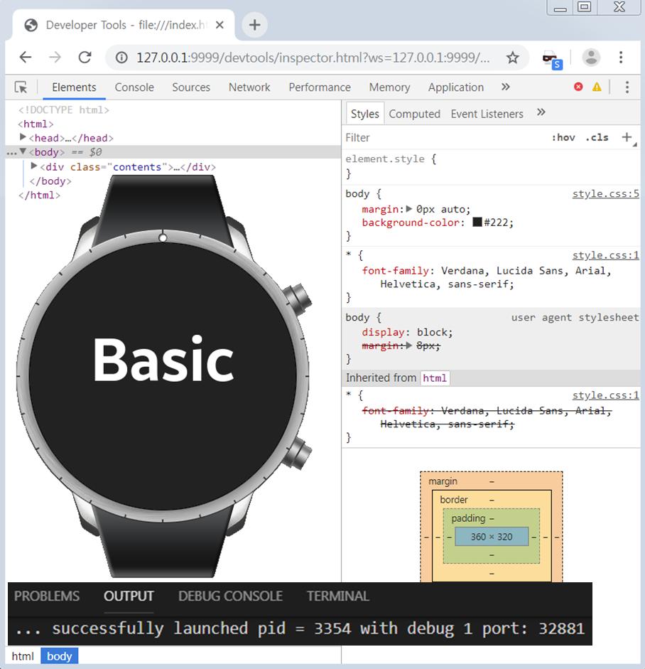Visual Studio Code Extension for Tizen Web | Tizen Developers