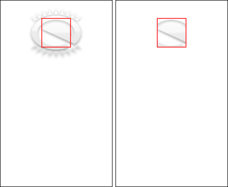 Clipping an image