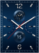 Active state Watch Face