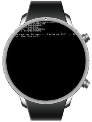 Tizen OS booting in Emulator
