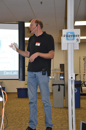 Silicon Valley Tizen Hackathon
