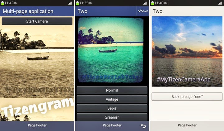 Tizengram, Instagram*-Style Camera App From Japan
