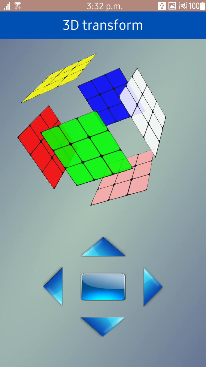 CSS 3D transforms for Tizen Web Application | Tizen Developers