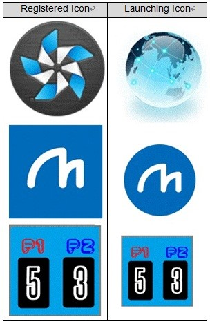 Icon Problems | Tizen Developers