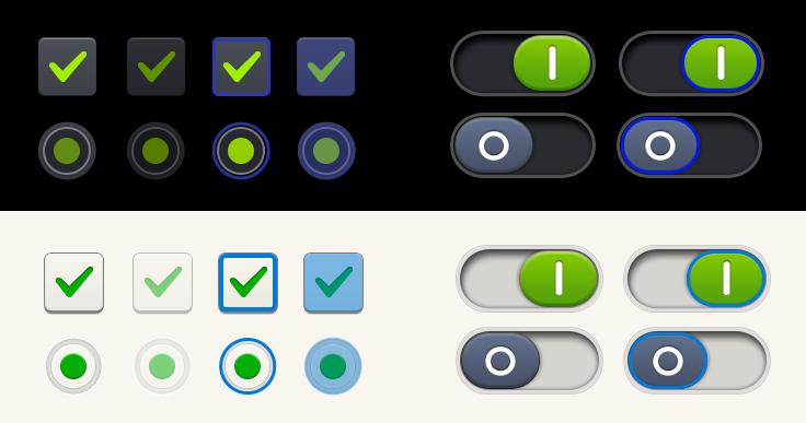Winset GUI Components