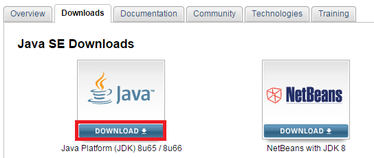 Guide for Setting JDK | Tizen Developers