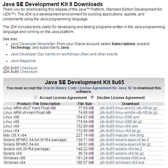 Jdk 8 Download