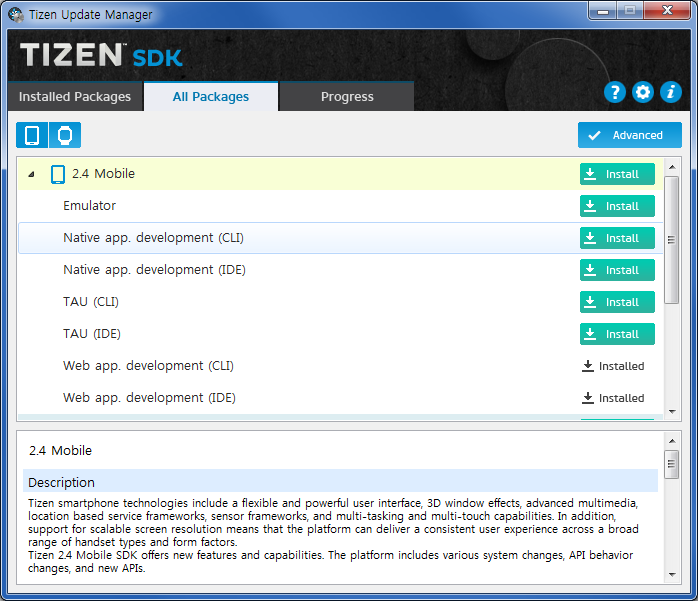 Complete Guide to Installing Tizen SDK (Including Samsung Device