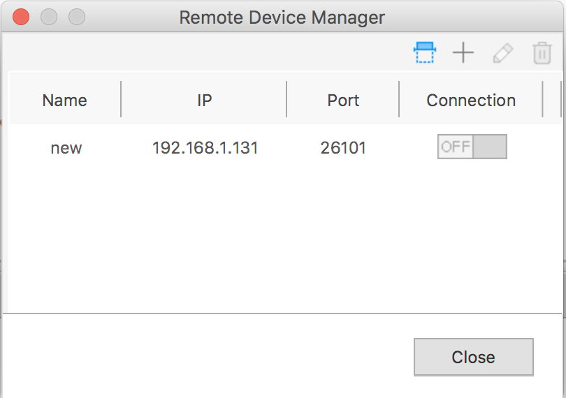 Tizen IDE 2 0 macOs High Sierra Remote Device Connection